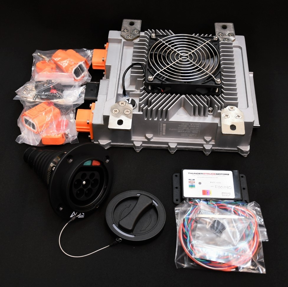 6.6kW Vehicle Charging Kit 312Volt