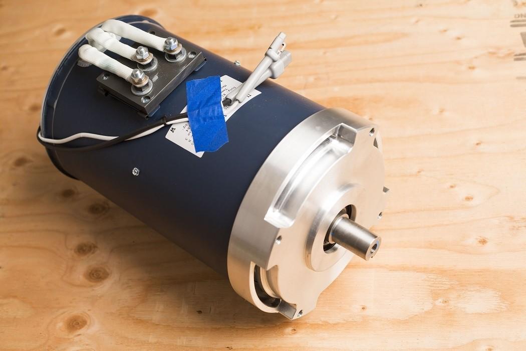 AC 34 Motor - 96V controller
