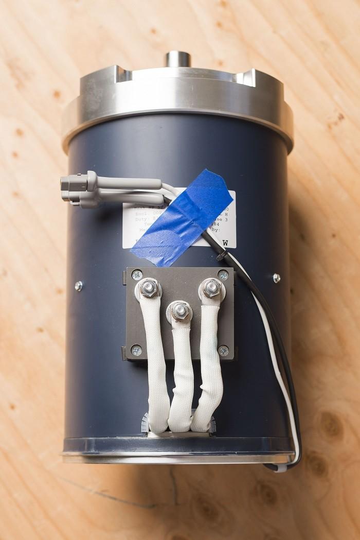AC 50 Motor - 96V controller